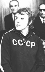 Зоя Руднова